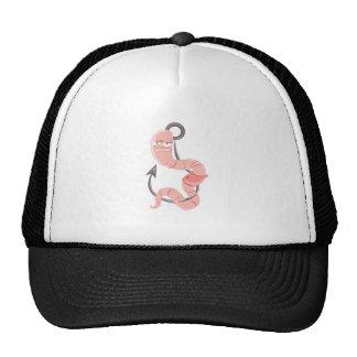 Worm_Base Trucker Hats