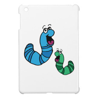 Worm Bugs Cover For The iPad Mini