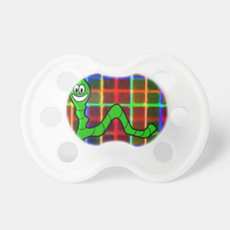 Worm infant pacifier baby