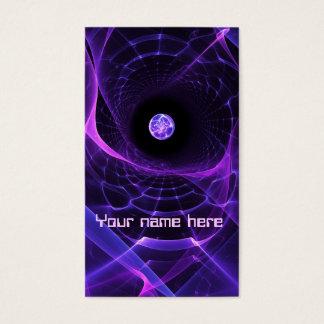 Wormhole Business Card