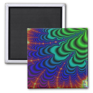 Wormhole Fractal Space Tube Magnet