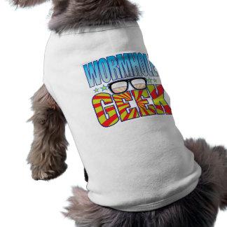 Wormhole Geek v4 Sleeveless Dog Shirt