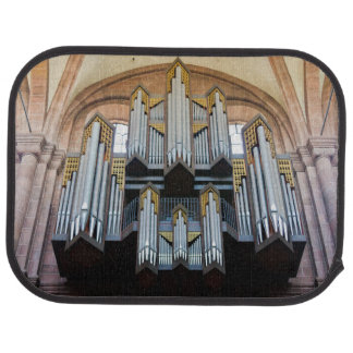 Worms Cathedral Floor Mat