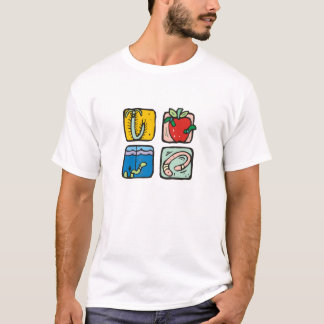 Worms in boxes T-Shirt