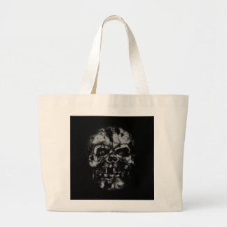 Worn and Damaged Skull Bags