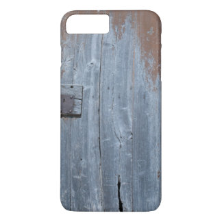 Worn and Rusty Wooden Door iPhone 7 Plus Case