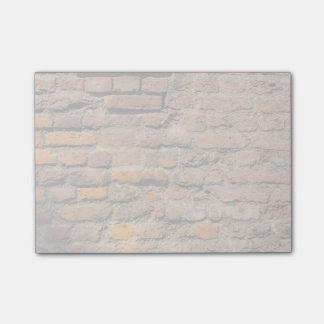 Worn Bricks 2 Post-it® Notes
