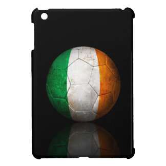 Worn Irish Flag Football Soccer Ball Case For The iPad Mini