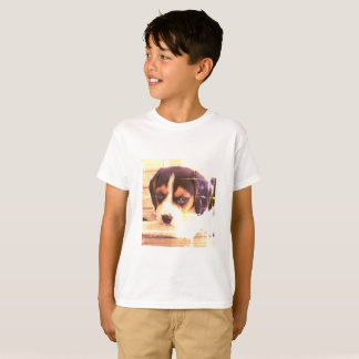 Worn Out Beagle Tee