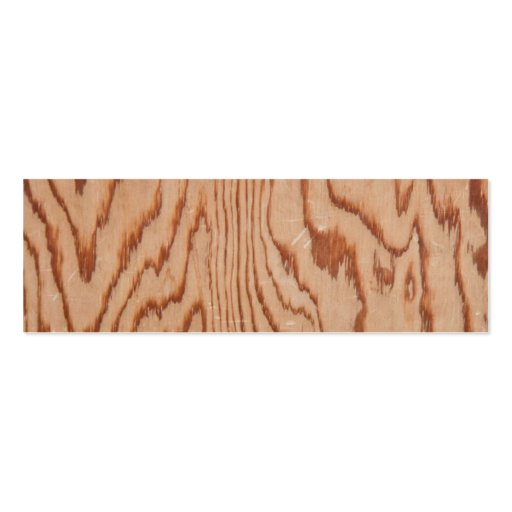 Worn wood grain business card templates