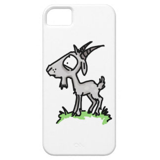 Worried Goat iPhone Case