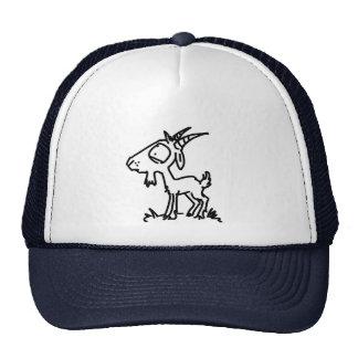 Worried Goat (Plain) Cap