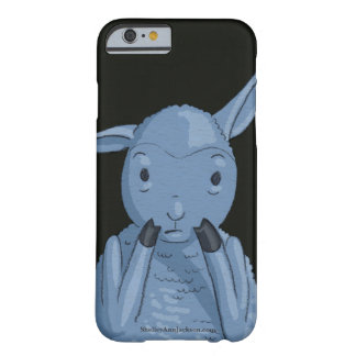 Worried Sheep iPhone Case
