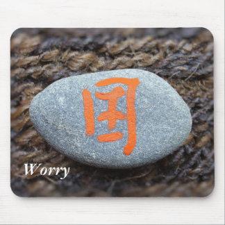 Worry Mousepad
