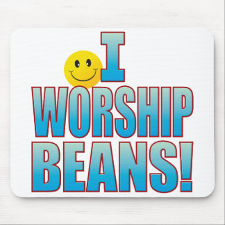 Worship Beans Life B Mouse Pad