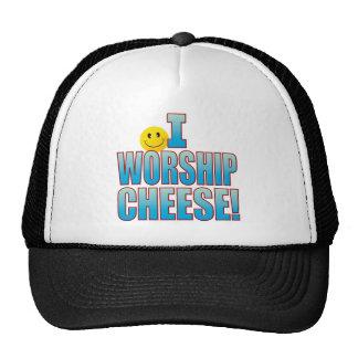 Worship Cheese Life B Cap