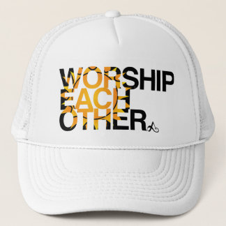 worship each other hat