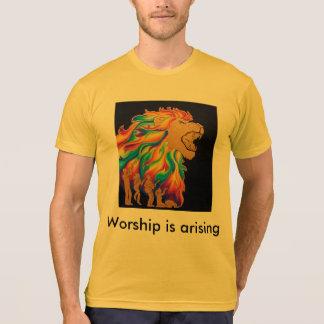 Worship is arising T-Shirt