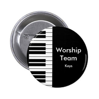 Worship Team, Keys badge
