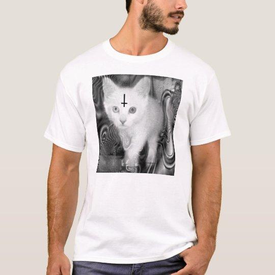 worship the kitty T-Shirt