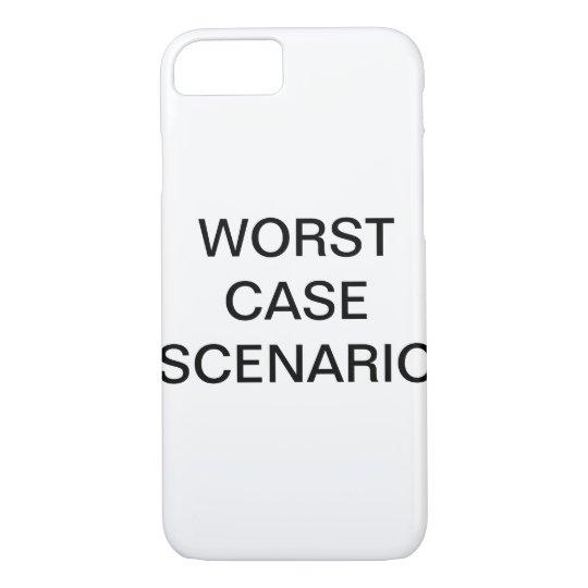 WORST CASE SCENARIO iPhone 7/8 Case
