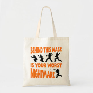 WORST NIGHTMARE BUDGET TOTE BAG