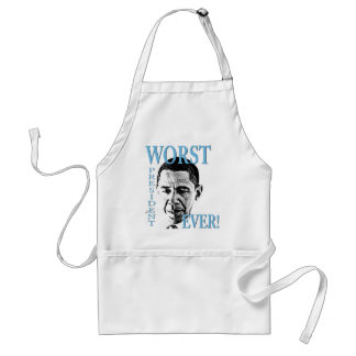 Worst President Ever! Adult Apron