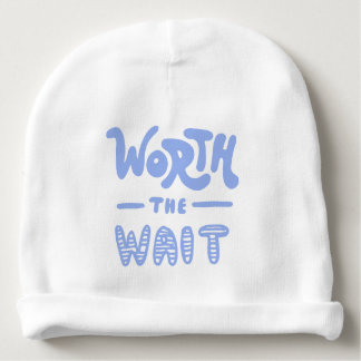 Worth The Wait Baby Beanie