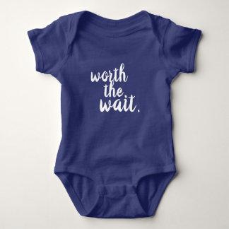 Worth the Wait Baby Shirt