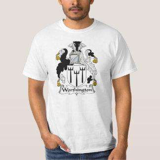 Worthington Family Crest T-Shirt