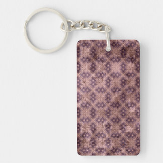 Worthy Great Remarkable Instant Double-Sided Rectangular Acrylic Key Ring