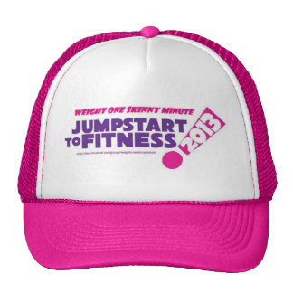 WOSM Weight One Skinny Minute Mesh Hat
