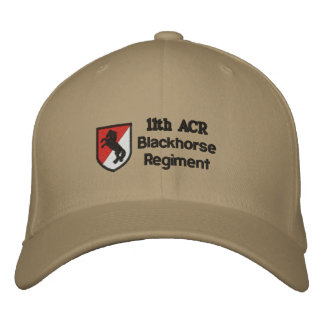 wot 11TH ACR HAT Baseball Cap