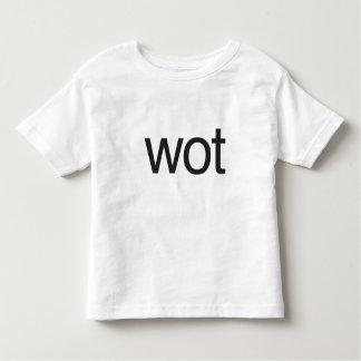 wot tee shirt