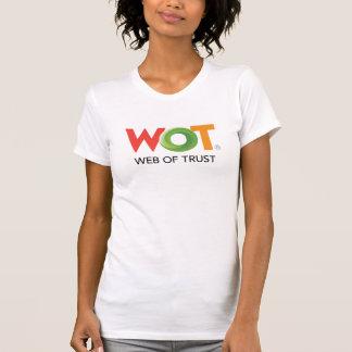 WOT Warning T Shirt
