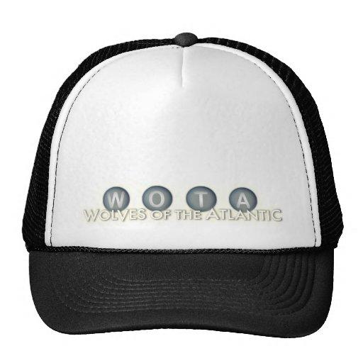 WOTA: Wolves OF the Atlantic cap Mesh Hat