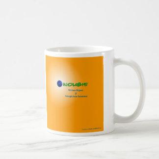 Woubie Mug w/ Full Stacked Logo