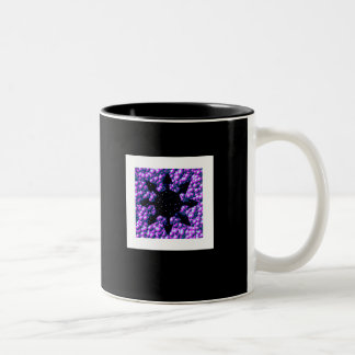 Would you care for a sip? Two-Tone coffee mug