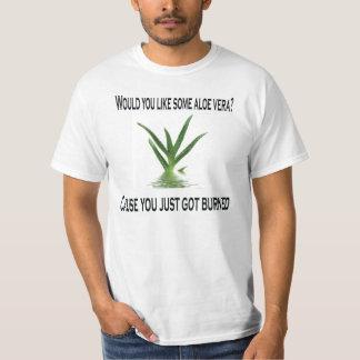 Would You Like Some Aloe Vera? T-Shirt