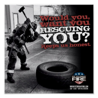 Would You Want You Rescuing You Poster