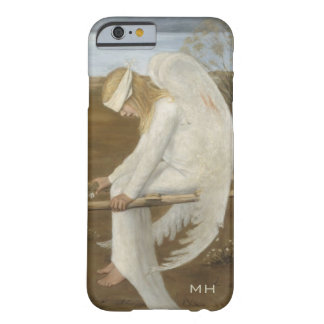 Wounded Angel Art custom monogram phone cases