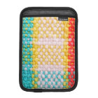 Woven Fabric Print iPad Mini Sleeve