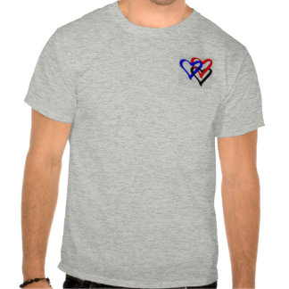 Woven Hearts Tshirts