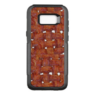Woven Mat of Bacon OtterBox Commuter Samsung Galaxy S8+ Case
