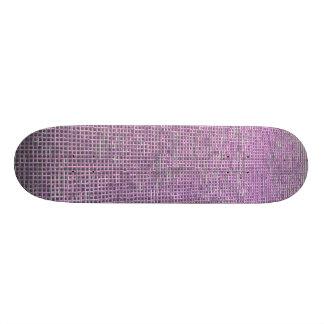 woven structure pink skate decks