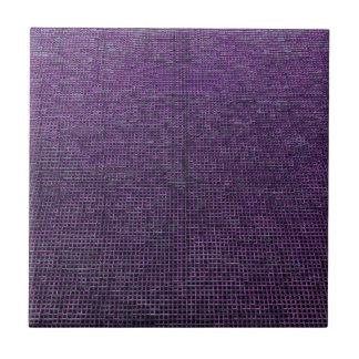 woven structure,purple tile