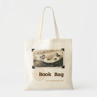 Woven Wineworks Book Bag