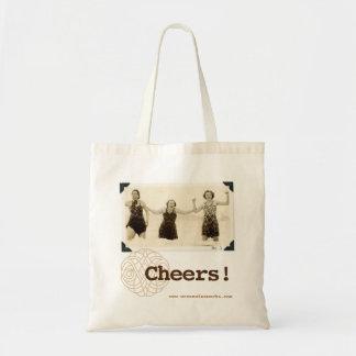 Woven Wineworks Cheers!