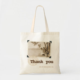Woven Wineworks Thank you tote