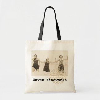 Woven WIneworks Tote